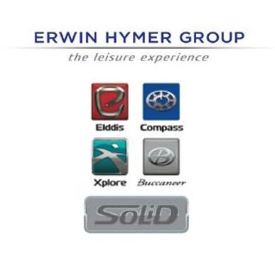 Erwin Hymer Group UK Ltd  - Note: currently only applicable to Elddis, Compass, Xplore & Buccaneer